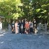 掛川市フォト婚・前撮り・小國神社挙式・ホテルで披露宴