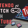 Nintendo SwitchのYouTubeアプリ設定・視聴方法|子供の動画視聴やストリーミングに任天堂スイッチがオススメ
