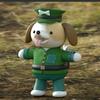 犬のおまわりさんの3Dモデルを作ろう!(substance painter編)11