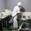 チーズの造り方②