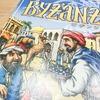 「ビザンツ日本語版(Byzanz)」ファーストレビュー〈ボードゲーム〉:今日は競り。マーケットで良い買い物をして、良い1日をおくる平穏な日々(切望)。