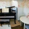 七里スタジオ、リニューアル!2才からのピアノ・ヴァイオリン・リトミックレッスン(さいたま市見沼区)