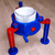 3Dプリンタで作る編み機のおもちゃ