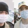 【SuperM】メンバーたちが韓国へ帰国♡おかえり~~~♡【200213/空港ファッション】