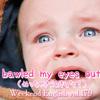 【週末英語#179】涙腺崩壊は英語で「I bawled my eyes out!」