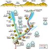 エベレスト街道トレッキング カラパタール(標高5,450m)