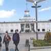 ウクライナ旅行[27](2019年5月)     キエフの観光スポット:ドニィエプル川クルーズ