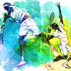 福井烈 NHK解説者 史上最多の全日本7勝を達成したプレイヤー  選手名鑑