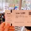 NY MoMA museum に行ってきました