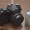 サブカメラを購入しました(Nikon FE)