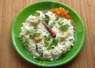南インドのヨーグルトご飯「カードライス」。不思議と違和感なく、夏にするする食べたくなるおいしさ