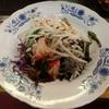 海鮮サラダ!