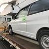 八千代市からレッカー車で車検の切れた故障車を廃車の引き取りしました。