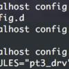 fedora 自動S3スリープ(pm-hibernate)→ WOLで自動起動(夜間電力運用) → WakeUPのときにpt3_drvが読み込まれない → /etc/pm/config.d/pt3 で対処