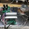 TDA7293デュアルアンプの製作再開 −その5−