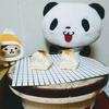 お買いものパンダ うちのパンダは、お餅大好き!の巻