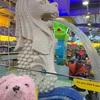 レゴマーライオン♪シンガポールトイザらス♪シンガポール旅行記♪