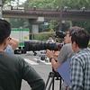 渋谷は好調撮影中。