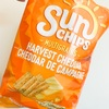 【食べ比べ】Whole Grain のスナック、SUN CHIPSがクセになる
