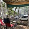 みずがき山森の農園キャンプ場1日目【キャンプレポ】