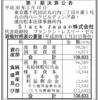 チャットツールのSlack Japan株式会社 第1期決算公告
