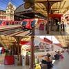 地球(日本)の真裏🌎の時間感覚...『Luz駅→グァルーリョス国際空港✈️までのエアポートエクスプレス🚃』(CPTM13号線)に乗ってみる。