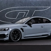 GT SPIRIT(GT スピリット) 1/18scale ABT RS5-R (Gray)