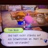 どうぶつの森でドイツ語勉強?!
