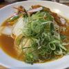 【奈良 気になる料理】 走麺屋さんの汁なしスタミナラーメン
