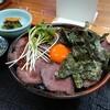 【炭火焼肉 敏】夜は焼肉、昼はお肉料理の定食を(南区猿猴橋町)