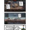 World of tanks 漫画版実況 Part1 Strv4257