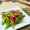 「味付け簡単」万願寺とうがらしとウィンナーのチンジャオロースのレシピ