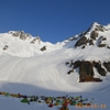 残雪期の穂高岳~2014年の写真記録