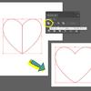 初心者向け【Adobe illustrator CC】左右対称の図形を簡単につくる