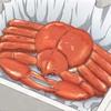今、アニメでは空前の甲殻類ブーム