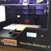 3Dプリンタ「Replicator2」がやってきた
