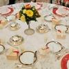 ある結婚披露宴のメニュー