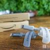 【レビュー】Amazonベーシック 新タイプの高耐久ナイロン ライトニングUSB充電ケーブル