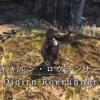 【FF14】 モンスター図鑑 No.197「キキルン・ロウランナー(Qiqirn Roerunner)」