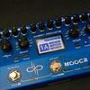 ムーアーの新作多機能空間系、「Mooer Ocean Machine」弾いてきました!デヴィン・タウンゼントモデル。レポートします。