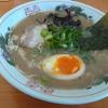 こってりどろっとスープが魅力 東洋軒のラーメン(600円)