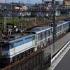 第532列車 「 甲38 東京メトロ13000系(13122f)の甲種輸送を狙う 」