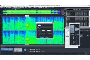 INTERNET、Windows用オーディオ編集&マスタリング・ソフトSound It! 9をリリース。スペクトル表示が可能に