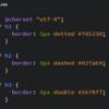 HTML/CSS−10日目