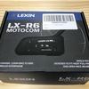 バイク用インカム「LEXIN LX-R6」購入(レビュー・評価)