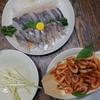 今週の旬祭~サゴシの刺身、カンパチ巻