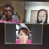 仙台と八王子と香港とを結んでビジネス英語のレッスン!