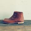 SHOE&SEWN Exhibition 本日と明日デザイナー兼靴職人の森本さんが在廊されています!