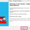 Docker for Windowsのインストール