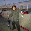 久々にちゃんと釣りにいって今シーズン1本目のタチウオ釣った